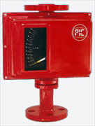 Metal Tube Rotameters (Model : PMTR)